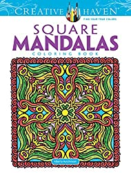 Mandala Coloring Books For Relaxation Stress Relief And Mindfulness