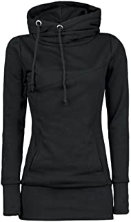 Men's Hooded Sweatshirt,Fashion Women Loose Pullover T Shirt Long Sleeve Blouse