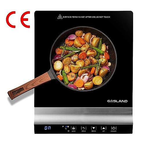 Carte Black Cmb.Electric Induction Hob Amazon Co Uk