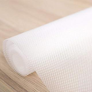 ElastPro EVA Useful and Multipurpose (45 cm x 500 cm) Anti Slip Mat/Sheet for Fridge, Bathroom, Kitchen, Drawer, Shelf Lin...