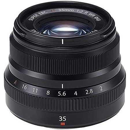 Fujifilm XF35mmF2 R WR - Black