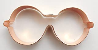 Lennon Style Sunglasses Cookie Cutter
