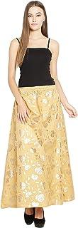 FRANCLO® Women's Ethnic Skirt (Best fit 30-34 Waist)