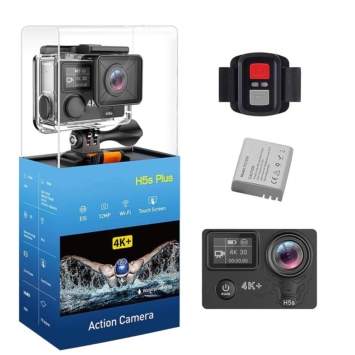 低いカテナやさしく新しいモーションカメラ4KモーションDV WiFiアクションカメラ防水スポーツカメラフルHD 4K30 2.7K30 1080p60 720p120ビデオカメラ170広角レンズ