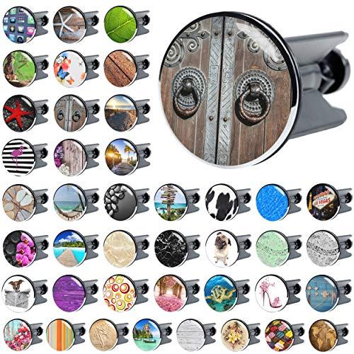 Waschbeckenstöpsel Door, viele schöne Waschbeckenstöpsel zur Auswahl, hochwertige Qualität ✶✶✶✶✶