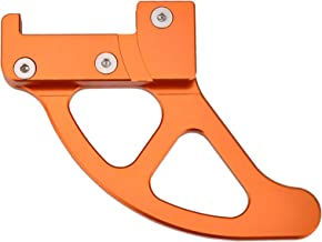 D-Modernlife-Motorcycle Rear Brake Disc Guard Protector Cover For Ktm 125 150 250 350 450 525 530 Sx Sxf Exc Excf Xc Xcw For Husqvarna Te Fe (Orange)