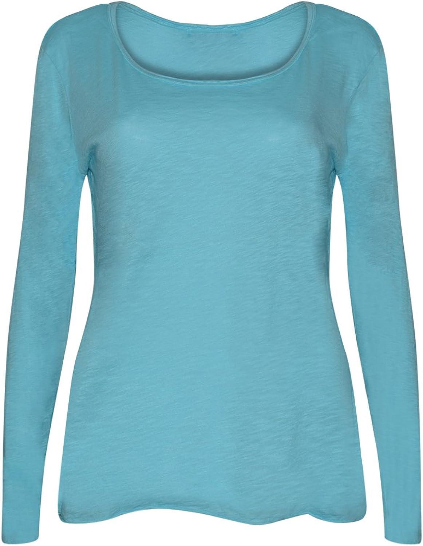 Fresh Produce Women's Go to Top TShirt Cotton Clothing Top