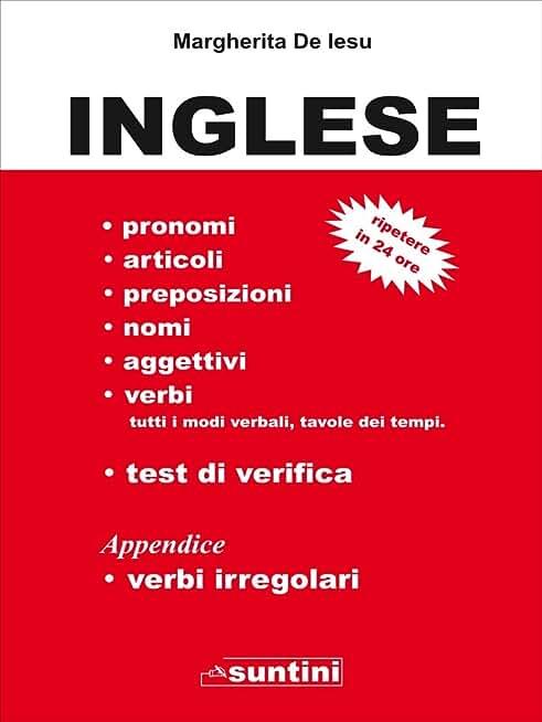 Grammatica Inglese (Italian Edition)
