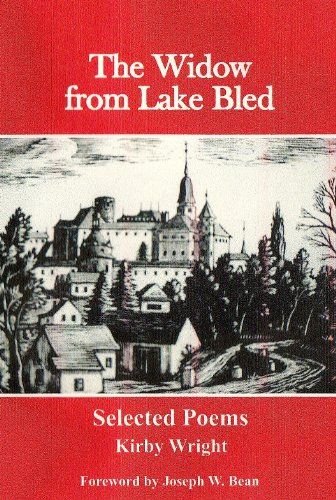 Book: The Widow from Lake Bled by Kirby Wright