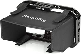 SMALLRIG Monitor Cage for SmallHD 501 502 with Sunhood and Mounting Points - 2177