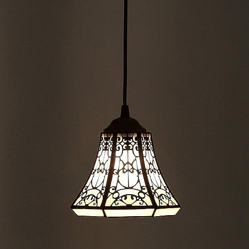 Rétro-éclairage minimaliste Lustre petit chevet chambre Lumières de l'allée chaude Lustre de windows-A
