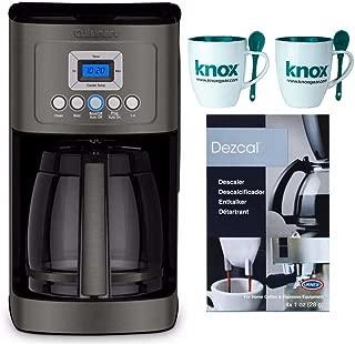 cuisinart k cup coffee maker recall