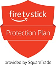 2-Year Protection Plan for Fire TV Stick with all-new Alexa Voice Remote, streaming media player (2019 release)