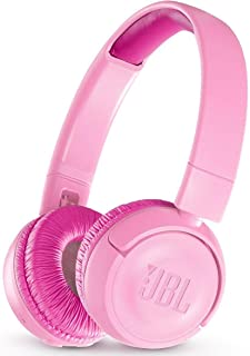 Fone de Ouvido JBL JR 300 Bluetooth Rosa