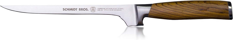 Schmidt Brothers - Zebra Wood Boning Knife Germa High-Carbon 7