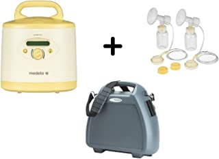 Medela Symphony Electric Hospital Grade Double Electric Breast Pump With Rechargeable Battery - Complete Package, Includes Professional Pumping Kit and Hard Shell Carrying Case