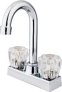 Kingston Brass KB461 Americana 4-Inch Bar Faucet, 3-1/2-Inch, Polished Chrome