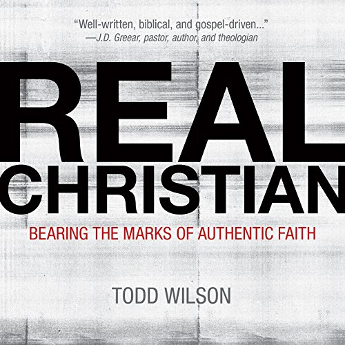 Real Christian audiobook cover art