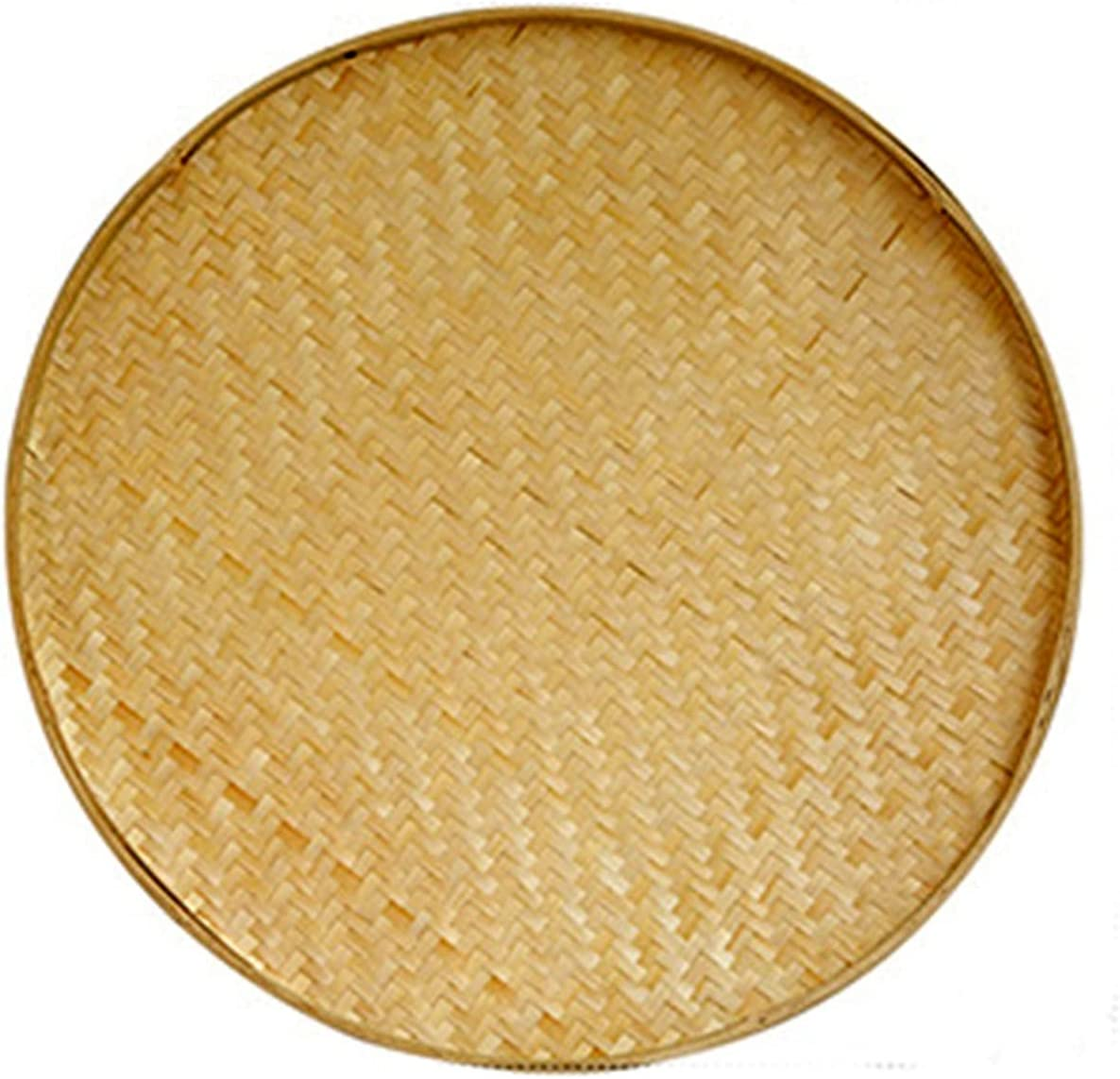 Bamboo Woven Sieve Painting And Fashionable Decoration Max 83% OFF Air- Tray Household