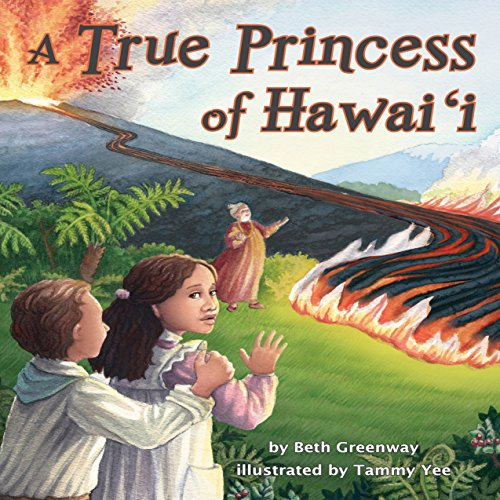 A True Princess of Hawai'i copertina