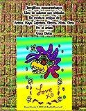 Jeroglíficos mesoamericanos Libro de colorear con símbolos De escritura antigua de Azteca, Maya, Zapoteca, Olmeca, Mixta, Otros Por el artista Grace Divine
