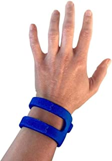 WristWidget (TM) - Patented, Adjustable Support, Wrist Brace For TFCC Tear- Triangular Fibrocartilage Complex Injuries, Ulnar Sided Wrist Pain, Weight Bearing Strain - Left Or Right Hand - One Size Fits Most