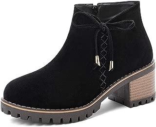 BalaMasa Womens ABS13924 Pu Boots