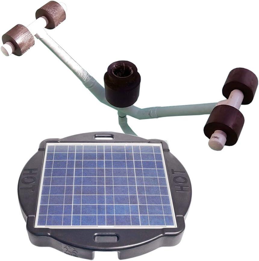 Natural Current 永遠の定番 Water Products NCSSPSKIMF Savior Solar Pool 割引 Powe