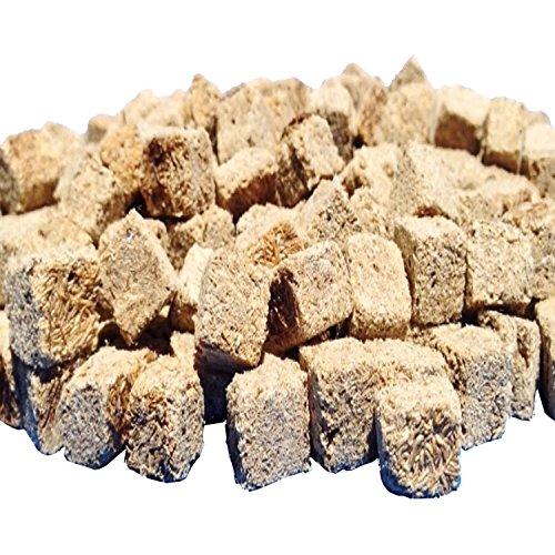 Aquatic Foods Inc. Freeze Dried Tubifex Worm Cubes … 1/8-lb