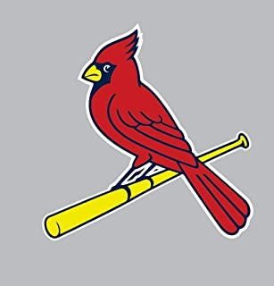 St. Louis Cardinals MLB Baseball Full Color Sports Decal Sticker