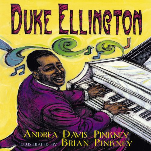 Duke Ellington audiobook cover art
