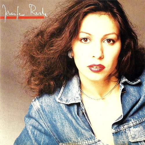 (CD Album Jennifer Rush, 10 Titel) Madonna's Eyes / Come Give Me Your Hand / Nobody Move / Never Gonna Turn Back Again / Ring Of Ice / Into My Dreams / I See A Shadow (Not A Fantasy) / Surrender / The Power Of Love u.a.