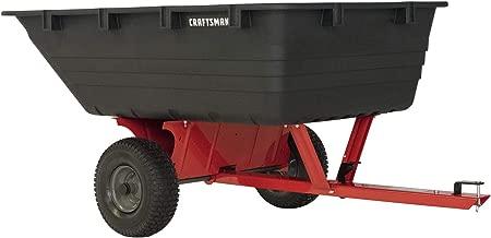 Craftsman CMXGZBF7124247 Tow Poly Cart 17 cu. ft, Red
