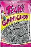 TROLLI- Gatos sabor regaliz - 1000 Gr