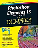 Photoshop Elements 13 All-in-One For Dummies by Barbara Obermeier (2015-01-20)