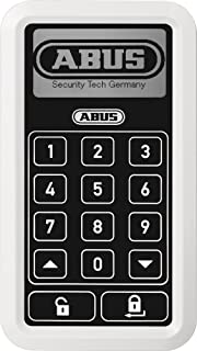 ABUS HomeTec Pro draadloos toetsenbord CFT3000- codetoetsenbord voor het openen van de huisdeur - voor de HomeTec Pro draa...