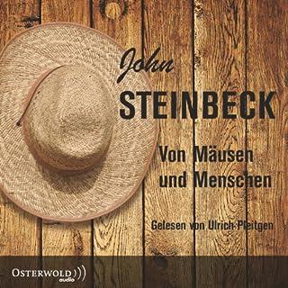 Von Mäusen und Menschen                   Autor:                                                                                                                                 John Steinbeck                               Sprecher:                                                                                                                                 Ulrich Pleitgen                      Spieldauer: 3 Std. und 37 Min.     113 Bewertungen     Gesamt 4,6