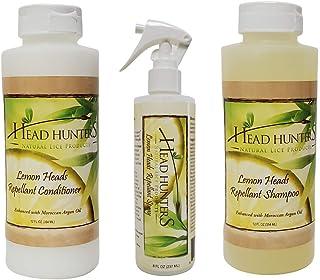 Sponsored Ad - Head Hunters Naturals Lemon Heads Repellent Trio (Regular)