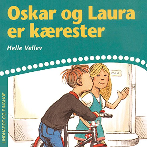 Oskar og Laura er kærester cover art