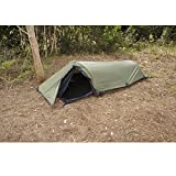 Snugpak 92850 Ionosphere 1 Person Tent, Olive Green (Renewed)