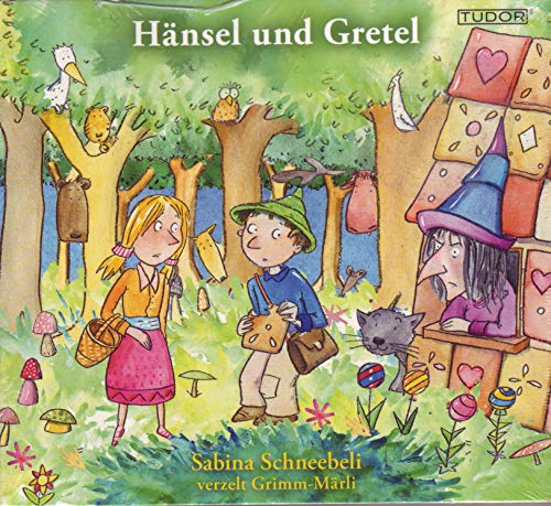 Grimm Märchen Vol. 1. Hänsel und Gretel.