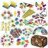 iBaseToy Party Favor Spielzeug-Sortiment 120er-Packung, Party Belohnungen für Kinder,...