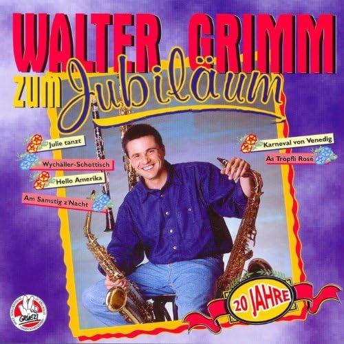 Walter Grimm - Klarinette
