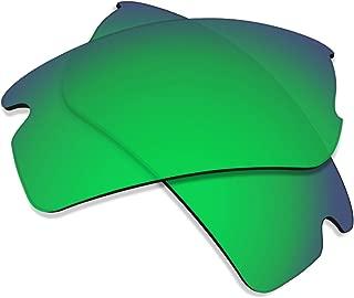 Flugger Replacement Lenses for Oakley Flak 2.0 Sunglass - Multiple Options