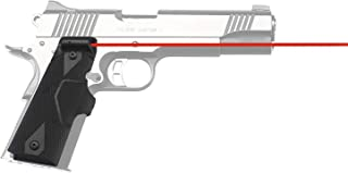 Crimson Trace Lasergrip for 1911 Government/Commander, Black with Front Activation