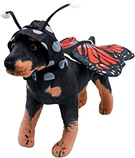 Butterfly Costume for Dogs - Cutest Monarch Butterfly Costumes, Funny Halloween Dog Costume