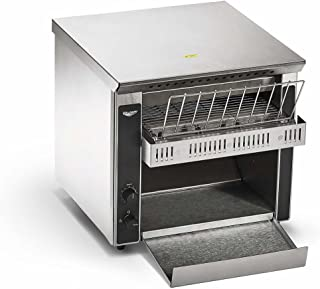 Vollrath CT2H-120250 Conveyor Toaster - 250 Slices/Hour, 120V