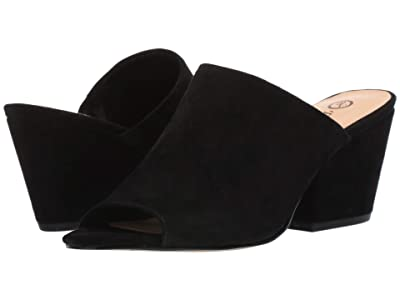 Bella-Vita Kathy (Black Suede Leather) Women