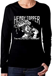 The Heady Topper Fashion Women's Long Sleeve T-Shirts