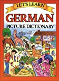 Let s Learn German Picture Dictionary
